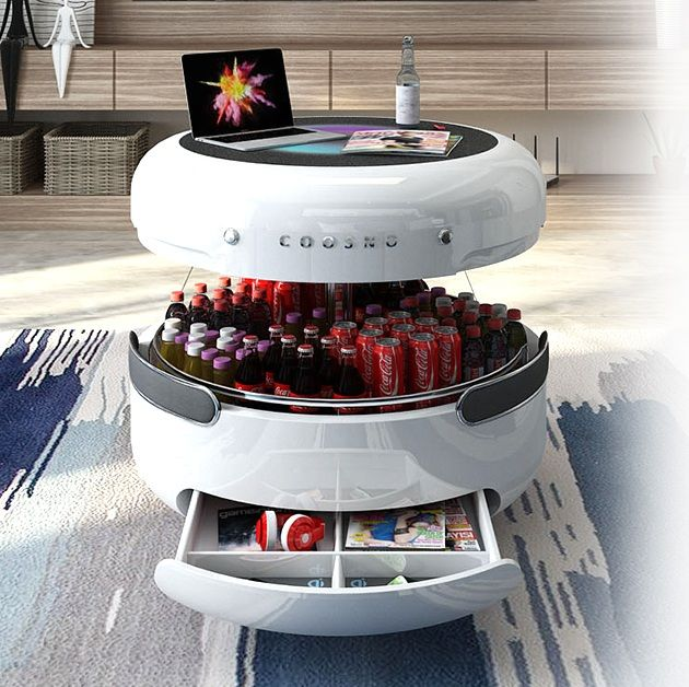 Coosno The Smart Coffee Table Redefined In 2020 With Images