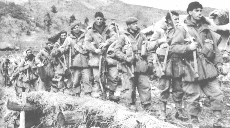 Fighting patrol ppcli in korea