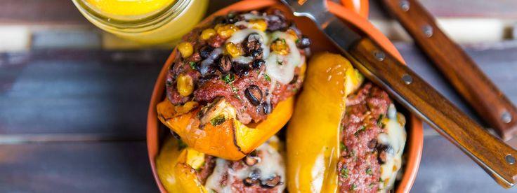 Southwestern Stuffed Peppers