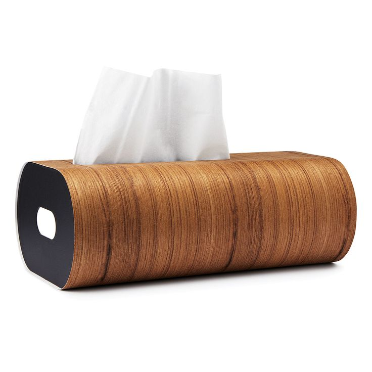WOODEN TISSUE BOX | Kleenex Holder | UncommonGoods  50.00