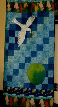 71 best Quilted Church Banners images on Pinterest | At home ... : quilted church banners - Adamdwight.com