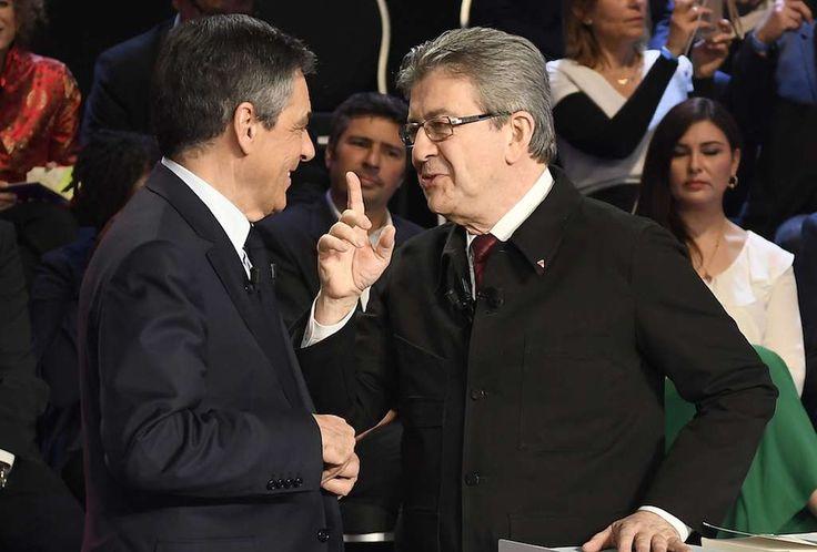 """Présidentielle : """"Jean-Luc Mélenchon pourrait bientôt apparaître dans des sondages de second tour"""""""