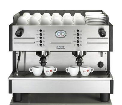 Gaggia XD Espresso Machine 2 group