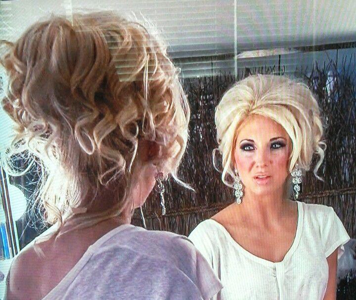182 best Wedding/Bridesmaid hair images on Pinterest | Hairstyles ...