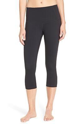 6e088fc70f062 ZELLA Designer 'Hatha' High Waist Crop Leggings | Avivey (Style ...