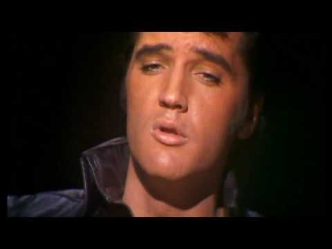 "ELVIS ~ ""Blue Christmas"" (Best Picture & Sound Quality)"