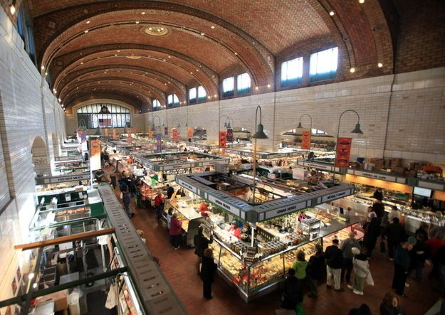 The West Side Market - Cleveland's Oldest and Most Trusted Market.