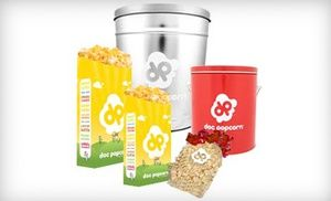 Groupon - Gourmet Popcorn at Doc PopCorn (Half Off). Two Options Available.  in Fisherman's Wharf. Groupon deal price: $5