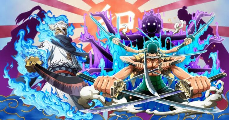 Shogun of wano