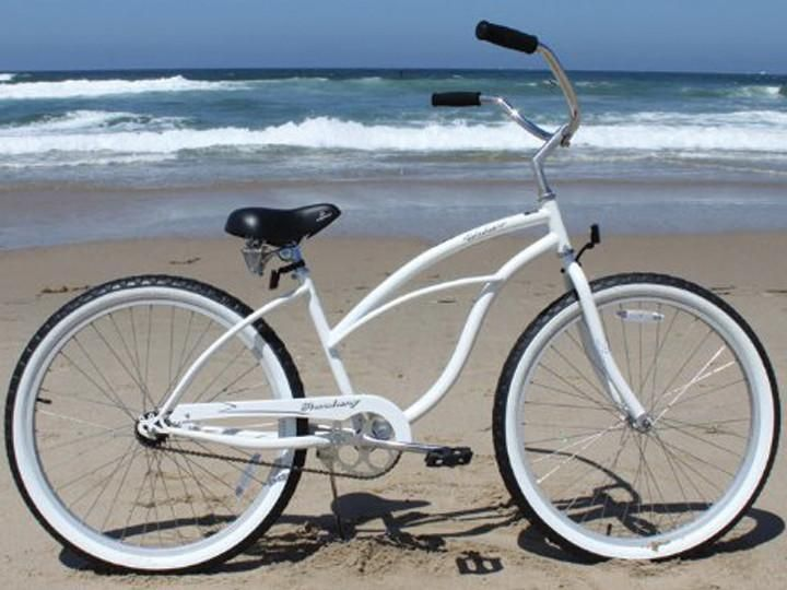 "FIRMSTRONG Urban Lady Single Speed Women's 24"" Beach Cruiser Bike"