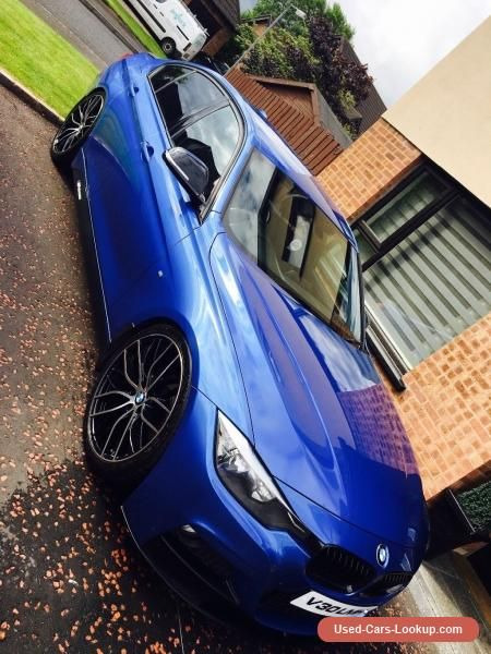 Bmw 318d f30 m sport 2013 beautiful car inside and out no reserve  #bmw #sport #forsale #unitedkingdom