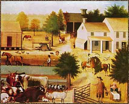 Daily Life in the Colonies  PBS Liberty! The American Revolution