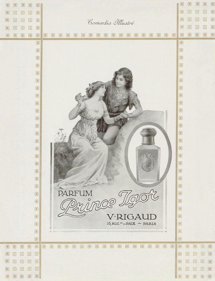 Prince Igor, Programme officiel des Ballets Russes, Théâtre du Châtelet, Juin 1911. Publicity.