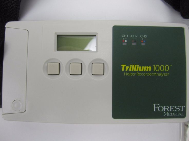 Holter Monitors