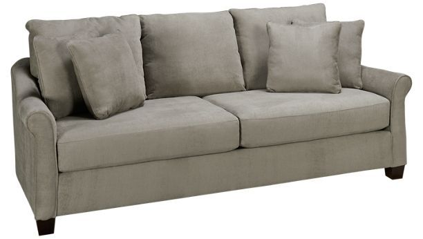 A Modern Take On The Traditional Sofa Is Malibu Combining Urban Edge And Country Style Box Seat Cushions Plush Back Provide Great Comfort W