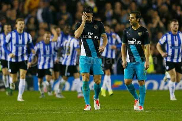 Capital One Cup: Sheffield Wednesday Stun the Gunners - http://odishasamaya.com/news/uncategorized/capital-one-cup-sheffield-wednesday-stun-the-gunners/61590