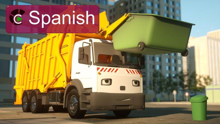 George el camión de basura