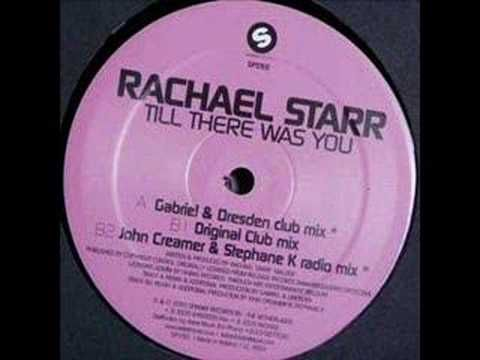 Oldie but goodie... good memories. Rachael Starr--Till There Was You