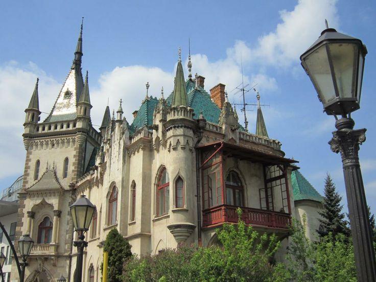 jakabs palace kosice slovakia