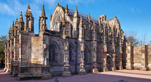 How to visit Rosslyn Chapel, Roslin , near Edinburgh