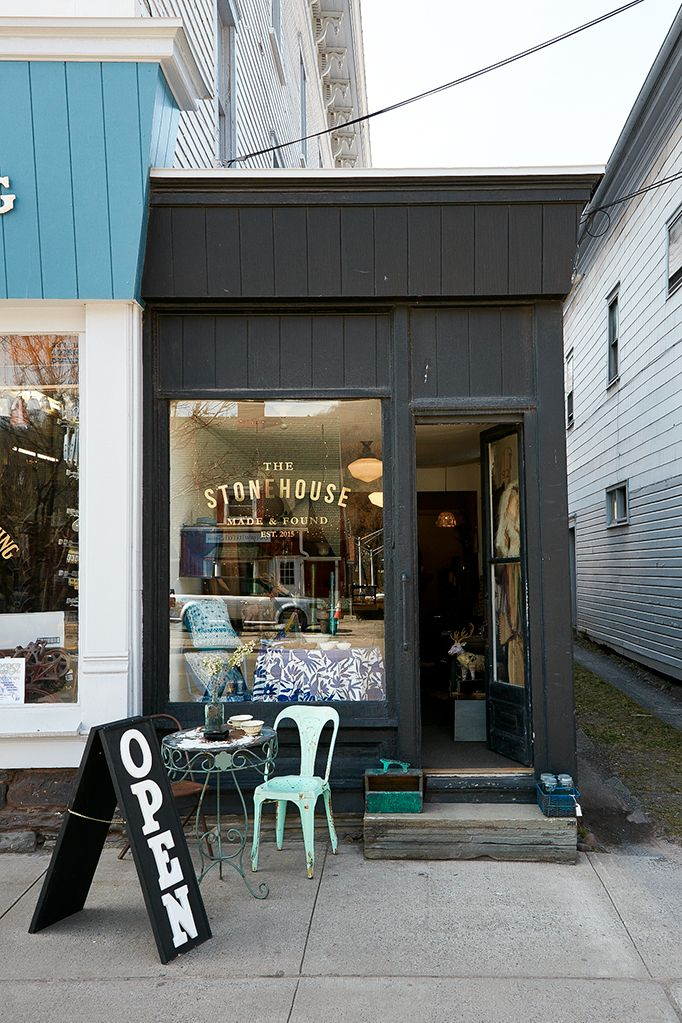The Stonehouse: Found Objects and Handcrafted Goods in Delhi, NY | And North | http://andnorth.com