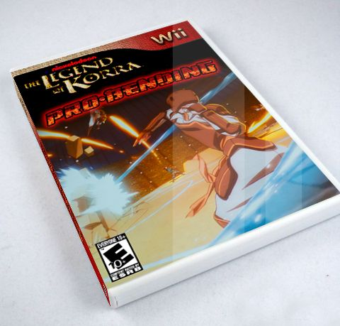 gaming Avatar video games wii game bending Korra legend of korra pro-bending Pro Bending