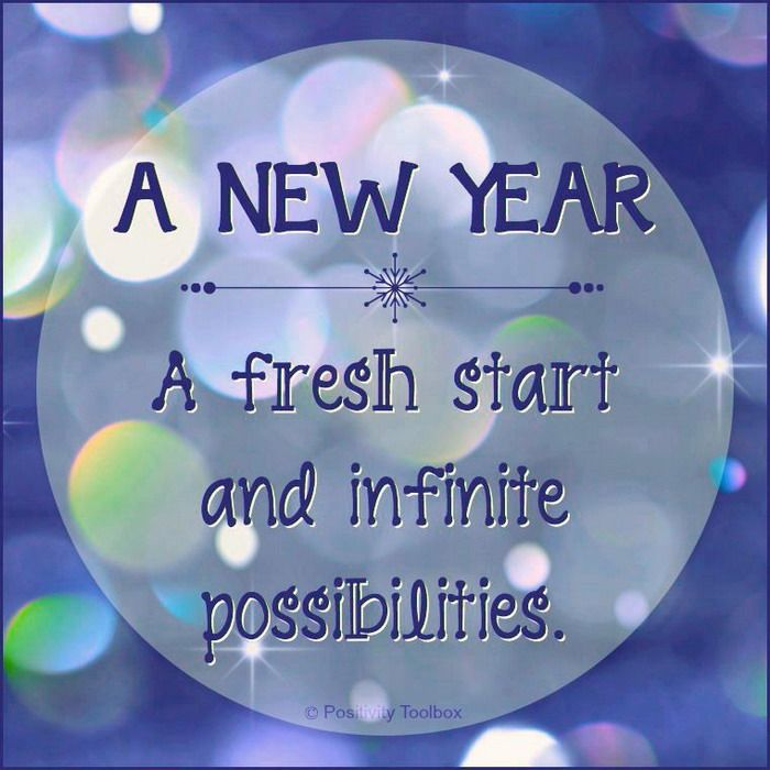 A New Year Quotes