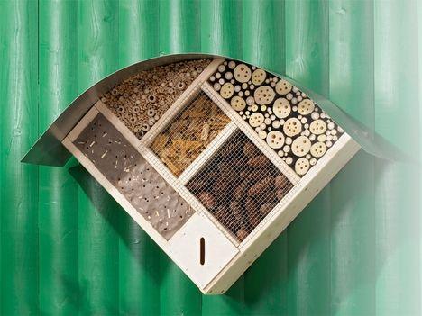die besten 17 ideen zu insektenhotel selber bauen auf. Black Bedroom Furniture Sets. Home Design Ideas