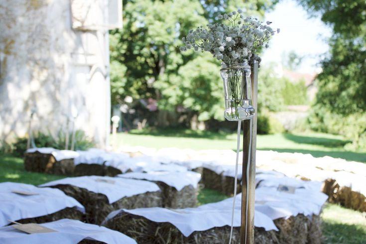 1000 id es propos de bottes de paille sur pinterest si ges en balles de foin mariage la. Black Bedroom Furniture Sets. Home Design Ideas