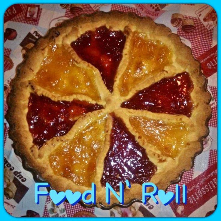 FOOD N' ROLL   ......................   il blog   ...: CROSTATA MIX