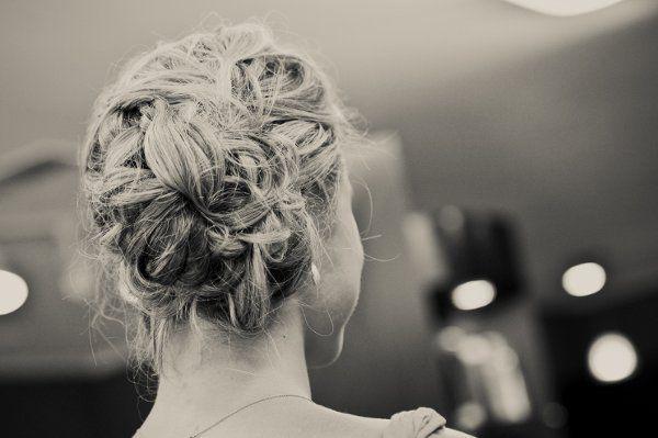 Ideas for Updos Wedding Hair