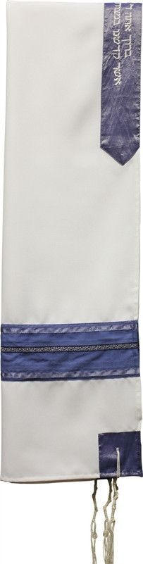 Tallit Viscose Blues
