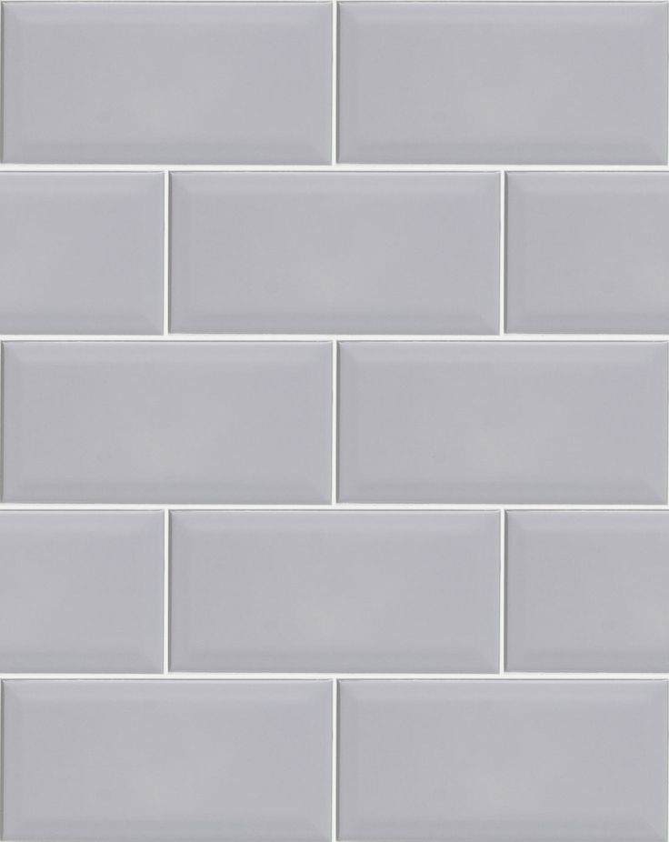 Metro Light Grey Wall Tiles A traditional style ceramic wall tile which can give a kitchen or bathroom a contemporary twist. You can get free samples from: https://www.kitchentilesdirect.com/product/metro-light-grey/