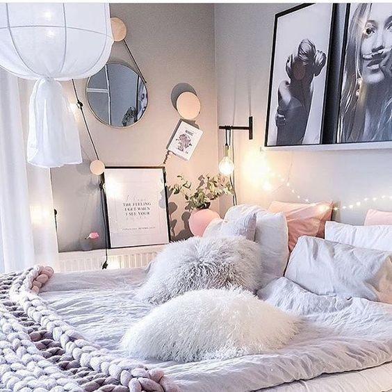 Ladies Bedroom Design Ideas Light Pink Colour Bedroom Hotel Bedroom Furniture Bedroom Black: 17 Best Ideas About Grey Bedroom Design On Pinterest