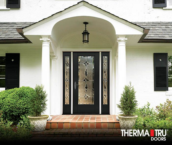 Decorating therma tru front doors inspiring photos for Therma tru front door