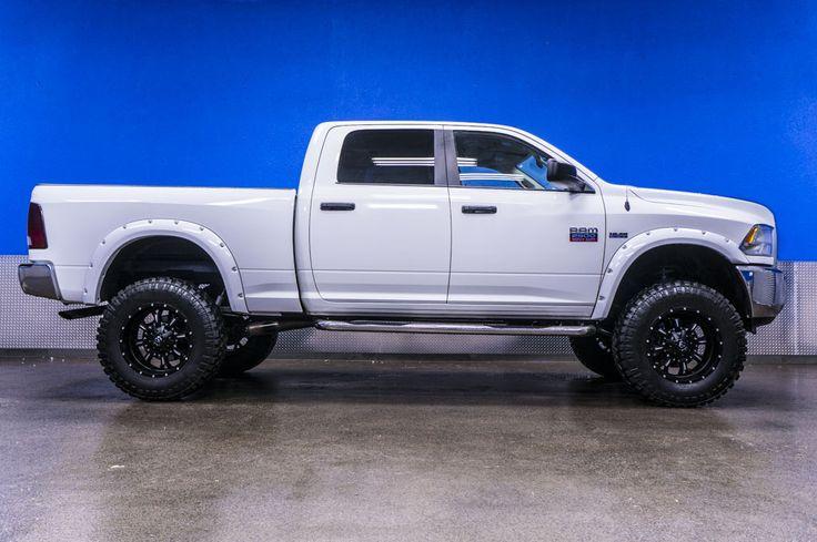 2012 dodge ram 2500 slt 4x4 truck for sale with custom fuel rims northwest motorsport rams. Black Bedroom Furniture Sets. Home Design Ideas