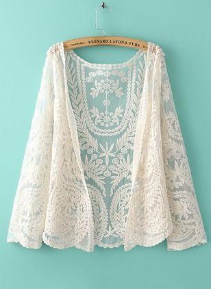 Polyester som föreställer Kort Långärmad Övrigt Coats & Jackor