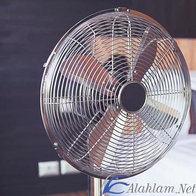 تفسير رؤية حلم المروحة في المنام لابن سيرين Floor Fan Table Fan Home Appliances