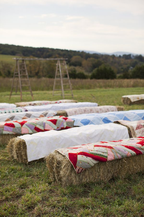 Best 25 Hay Bail Wedding Ideas On Pinterest Bale Seating Bales And Rustic Outdoor Lounge Chairs