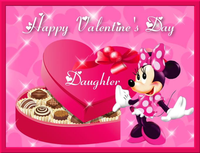 Happy Valentineu0027s Day Daughter Pictures, Photos, And Images For .