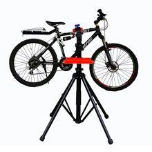 Asas de bicicleta de alumínio reparação estande kickstand kickstand bicicleta rack de bicicleta de montanha de bicicleta ferramenta de reparo de estacionamento acessórios cabide(China (Mainland))