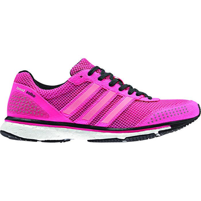 5 running shoes we love for fall: Adizero Adios Boost 2.0, $170, Adidas.