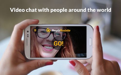 People Roulette Video Chat 1.0.6 Screenshot