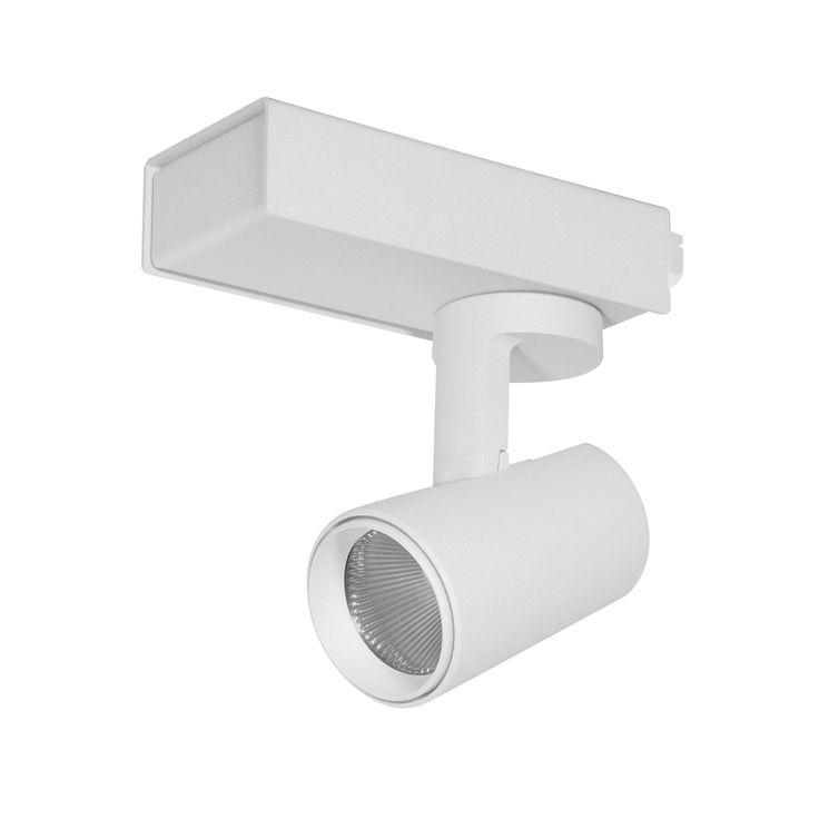 Fazilo spotlight från LTS. Liten, smidig, flexibel LED-spotlight.
