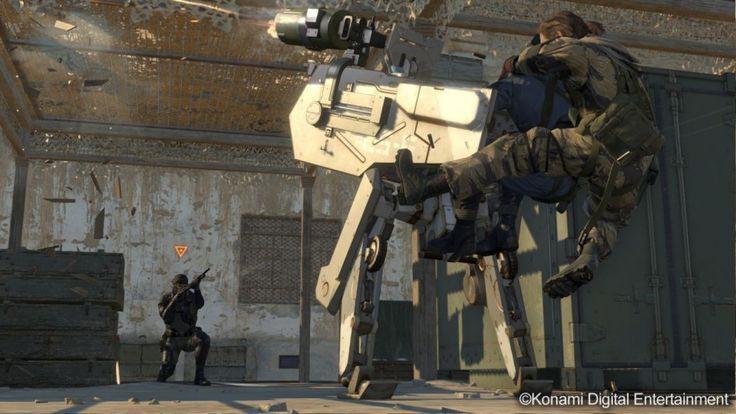Игра Metal Gear Online