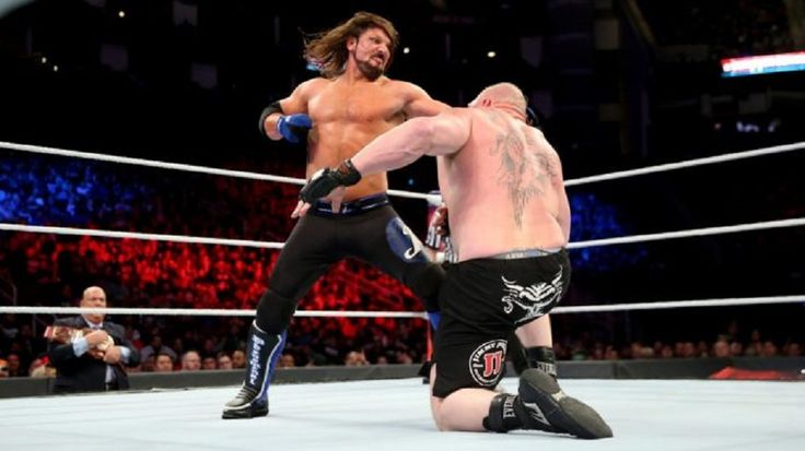 Paul Heyman gave the following statement in response to the Brock Lesnar vs. AJ Styles match at Survivor Series:...