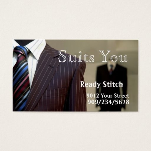 195 best Tailor Business Cards images on Pinterest