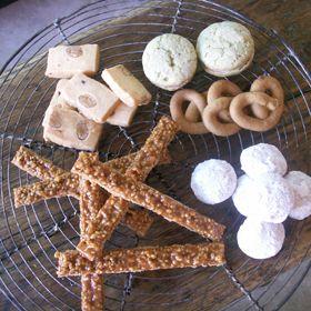 クッキー各種