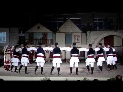 Ακριτες Αλμωπιας-Τικφεσκινο - YouTube