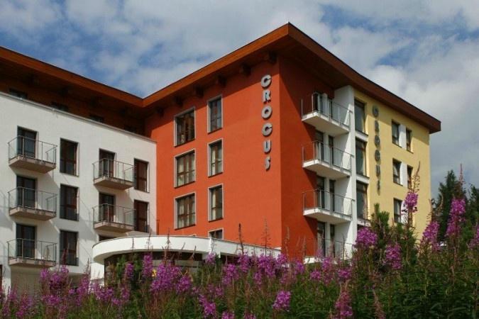 Hotel Crocus**** Štrbské Pleso, High Tatras, #Slovakia